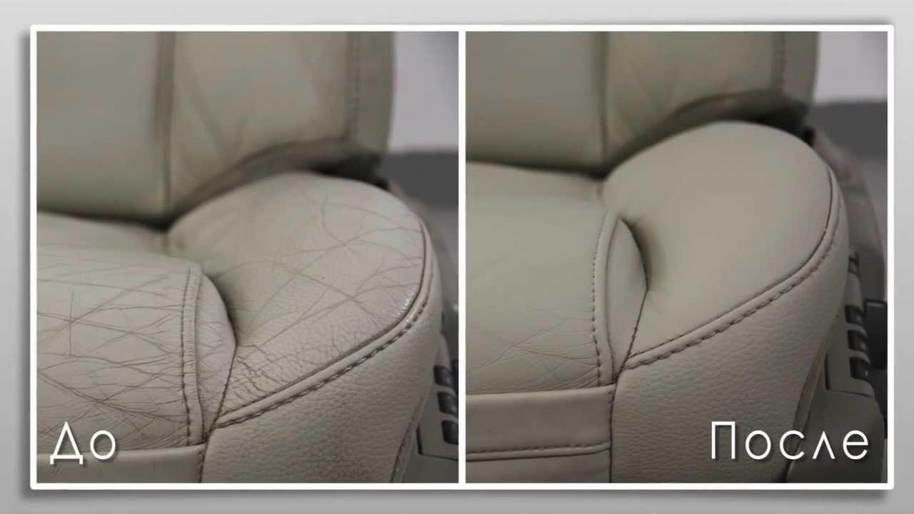 Покраска тканевых сидений автомобиля своими руками 22
